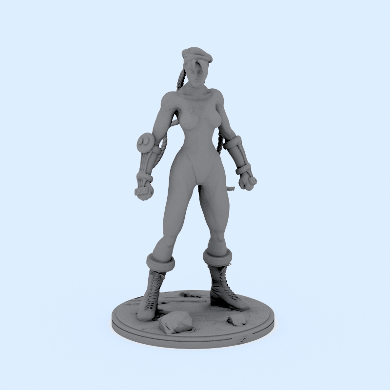 cammy 3d model for printing