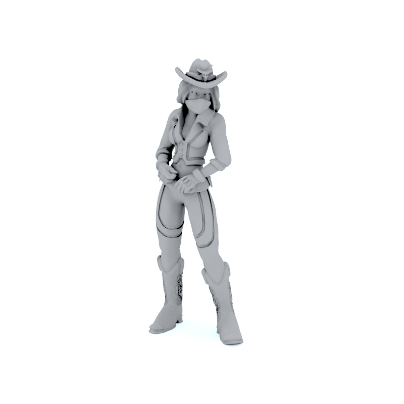 calamity fortnite 3d model for printing download