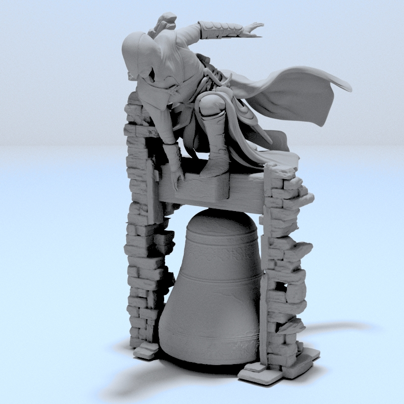 assassin's creed Creed Odissey 3d print model