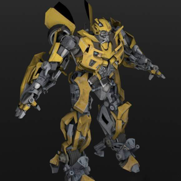 Bumble Bee free 3d model download