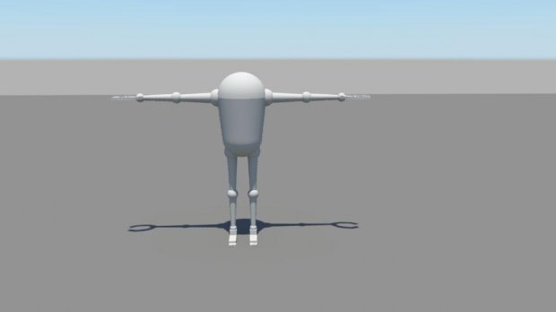 Basic Droid free 3d model download