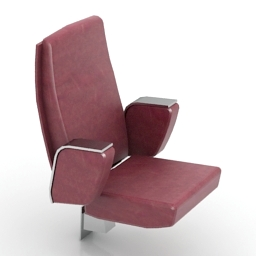 Armchair Panorama Furniture fora form free 3d model download