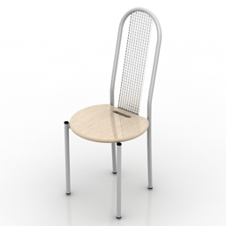 Chair Arcada free 3d model download