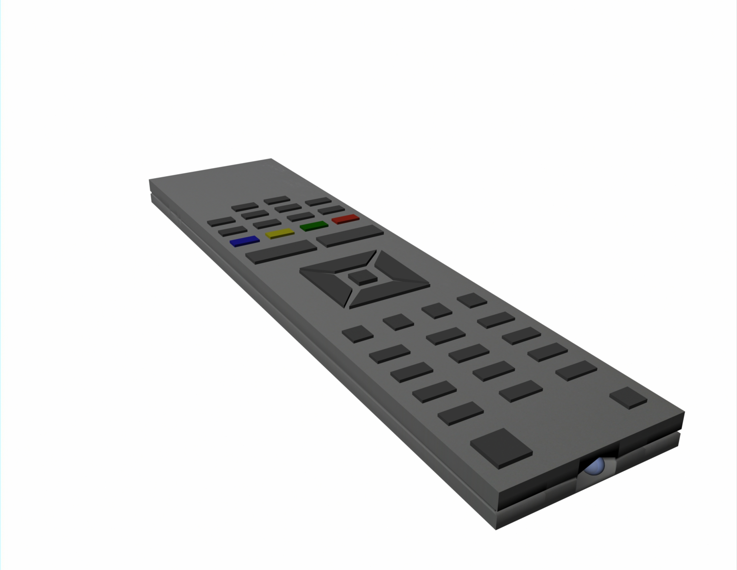 Remote control free 3d model download