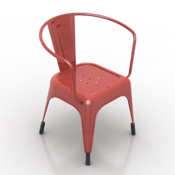 Armchair cafe formdecor free 3d model download