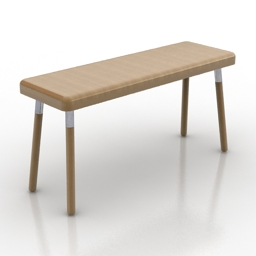 Bench MARCO free 3d model download