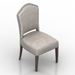 Chair Andrew Martin Bacall free 3d model download