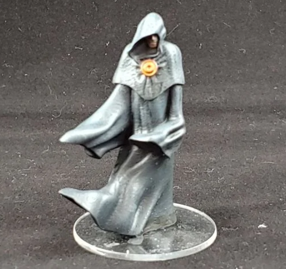 Cloaked Figure free 3d print model download