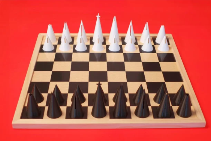 Cone Chess free 3d print model download