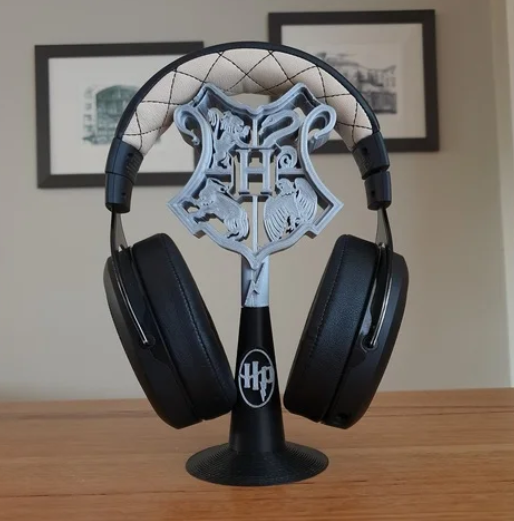 Harry Potter Headphone Stand free 3d print model download