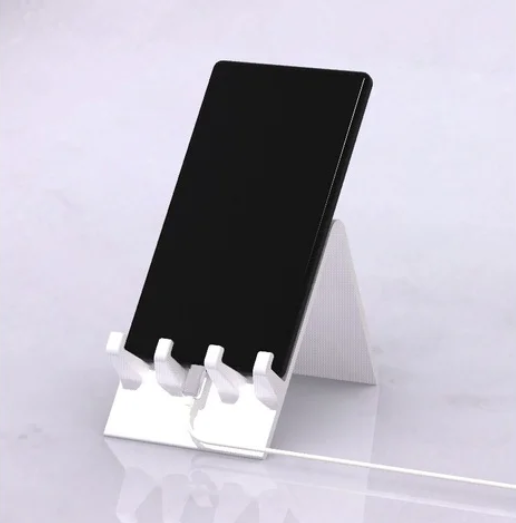 Phone stand free 3d print model download