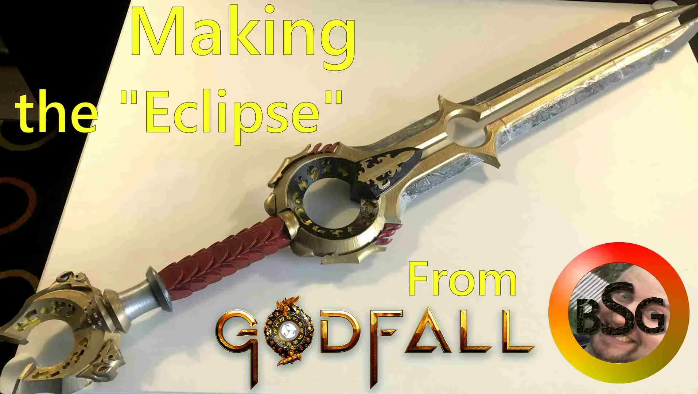 The Eclipse from Godfall free 3d print model download