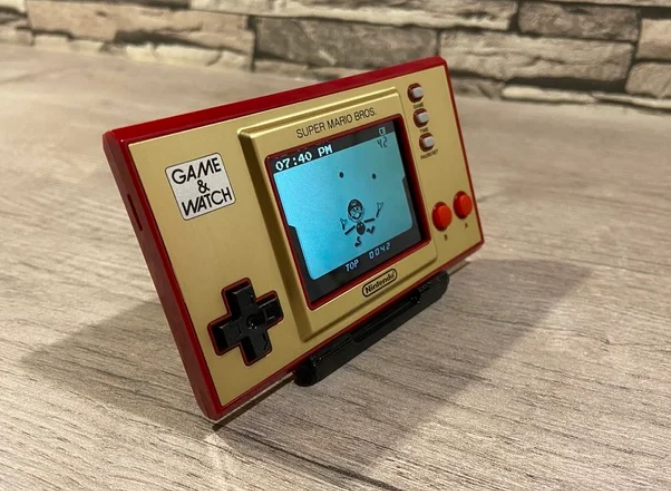 Game & Watch Stand free 3d print model download