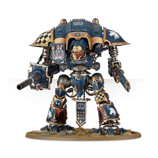 40k imperial knights 3d print