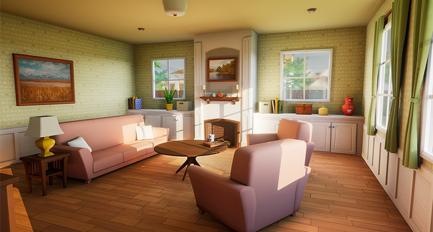 1970 s New York City Alley unreal engine 4 free asset download