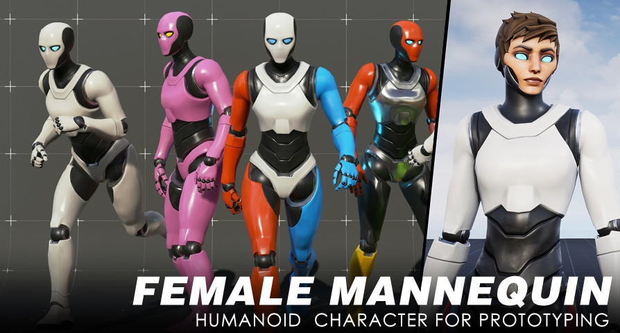 92 Animations For Warrior unreal engine 4  asset download